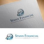 Spann Financial Group Logo - Entry #598