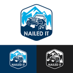 Nailed It Logo - Entry #100