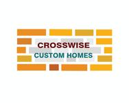 Crosswise Custom Homes Logo - Entry #45