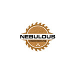 Nebulous Woodworking Logo - Entry #82
