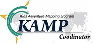 KAMPcoordinator : Kids' Adventure Mapping Program   Logo - Entry #9