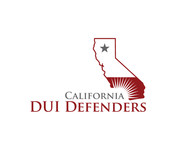California DUI Defenders Logo - Entry #32