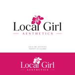 Local Girl Aesthetics Logo - Entry #193
