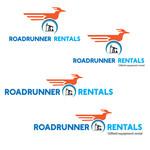 Roadrunner Rentals Logo - Entry #105