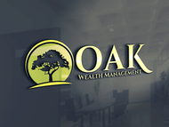 Oak Wealth Management Logo - Entry #12