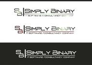 Simply Binary Logo - Entry #30