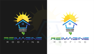 Reimagine Roofing Logo - Entry #295