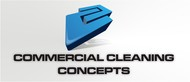 Commercial Cleaning Concepts Logo - Entry #56