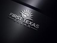 First Texas Solar Logo - Entry #45