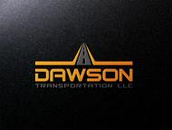 Dawson Transportation LLC. Logo - Entry #214