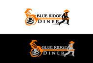 Blue Ridge Diner Logo - Entry #20