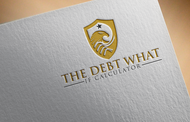 The Debt What If Calculator Logo - Entry #110