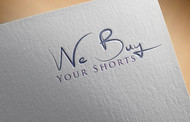 We Buy Your Shorts Logo - Entry #10