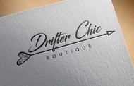 Drifter Chic Boutique Logo - Entry #385