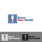 Brave New Health Logo - Entry #53