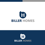Biller Homes Logo - Entry #96