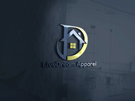 LiveDream Apparel Logo - Entry #265