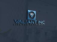 Valiant Inc. Logo - Entry #280