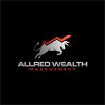 ALLRED WEALTH MANAGEMENT Logo - Entry #560