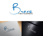Brave recruitment Logo - Entry #111