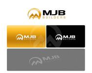 MJB BUILDERS Logo - Entry #115