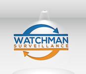Watchman Surveillance Logo - Entry #192