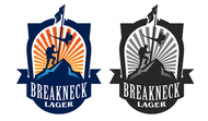 Breakneck Lager Logo - Entry #36