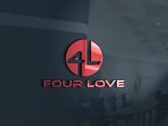 Four love Logo - Entry #35