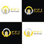Pocket Form Isolator Logo - Entry #182