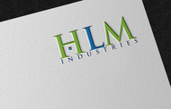 HLM Industries Logo - Entry #96
