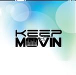 Keep It Movin Logo - Entry #293