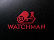 Watchman Surveillance Logo - Entry #7