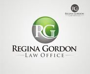 Regina Gordon Law Office  Logo - Entry #92