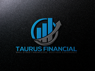 "Taurus Financial (or just ""Taurus"") Logo - Entry #122"