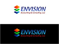 Envision Accounting & Consulting, LLC Logo - Entry #82