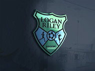Logan Riley Soccer Logo - Entry #32