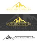 Rock Ridge Wealth Logo - Entry #470