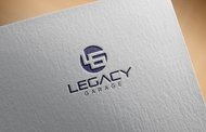 LEGACY GARAGE Logo - Entry #30