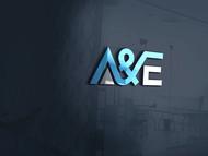 A & E Logo - Entry #34