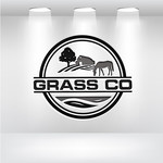Grass Co. Logo - Entry #29