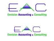 Envision Accounting & Consulting, LLC Logo - Entry #103