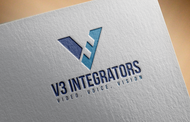 V3 Integrators Logo - Entry #238