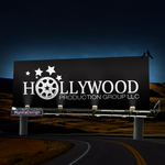 Hollywood Production Group LLC LOGO - Entry #43