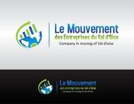 Le Mouvement des Entreprises du Val d'Oise Logo - Entry #2