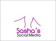 Sasha's Social Media Logo - Entry #21