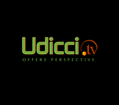 Udicci.tv Logo - Entry #133