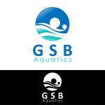 GSB Aquatics Logo - Entry #4
