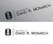 Law Offices of David R. Monarch Logo - Entry #39