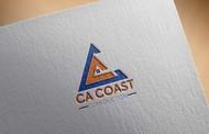CA Coast Construction Logo - Entry #42