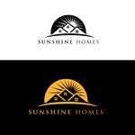 Sunshine Homes Logo - Entry #194